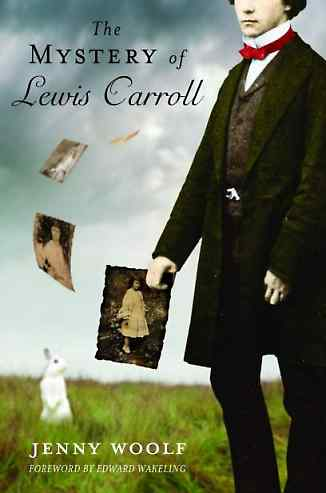 Mystery of Lewis Carroll (Macmillan) cover